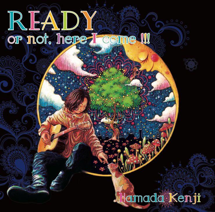 2ndAlbum「Readyor...」